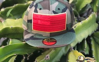 Slaps Wind 59Fifty Fitted Cap by Fitted Hawaii x New Era front