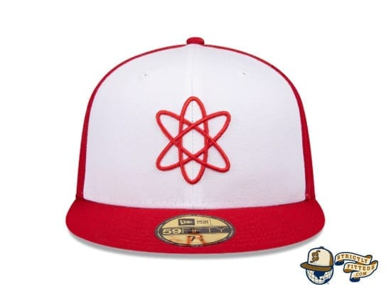 Springfield Isotopes Atom 59Fifty Fitted Cap by The Simpsons x New Era