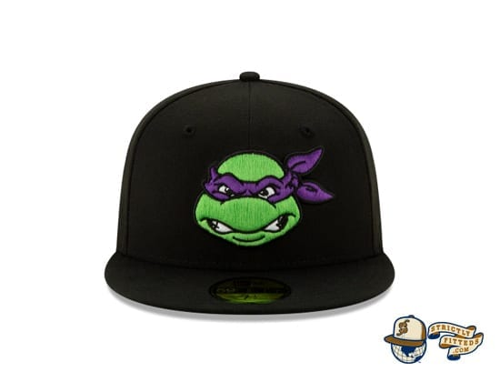 Teenage Mutant Ninja Turtles 59Fifty Fitted Cap by TMNT x New Era donatello