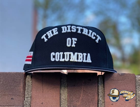 The District Of Columbia OG 59Fifty Fitted Cap by Major x New Era