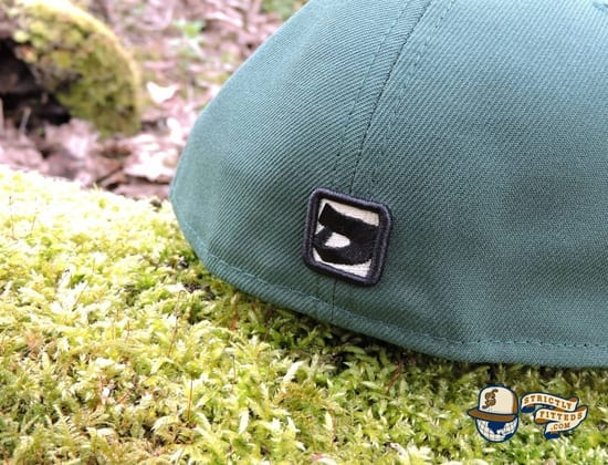 Wendigo 59Fifty Fitted Cap by Dionic x New Era back