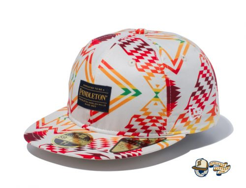 Pendleton Woven Patch All Over Print 59Fifty by Pendleton x New Era