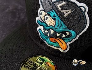 Chamuco LA Fink 59Fifty Fitted Hat by Chamucos Studio x New Era