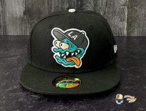 Chamuco LA Fink 59Fifty Fitted Hat by Chamucos Studio x New Era Front