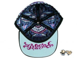 Chris Dyer Galatik Dude Fitted Hat by Chris Dyer x Grassroots Bottom