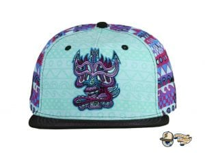 Chris Dyer Galatik Dude Fitted Hat by Chris Dyer x Grassroots Front