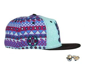 Chris Dyer Galatik Dude Fitted Hat by Chris Dyer x Grassroots Side