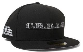 C.R.E.A.M. 59Fifty Fitted Cap by NEW ERA x WU-TANG