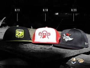 Ghostbusters Tie-In 59Fifty Fitted Hat Collection by Dionic x New Era