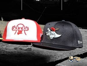 Ghostbusters Tie-In 59Fifty Fitted Hat Collection by Dionic x New Era Polterghost
