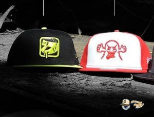 Ghostbusters Tie-In 59Fifty Fitted Hat Collection by Dionic x New Era Slimer