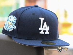 Hat Club MLB Side Patch Customs August 26 59Fifty Fitted Hat Collection by MLB x New Era Dodgers