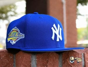 Hat Club MLB Side Patch Customs August 26 59Fifty Fitted Hat Collection by MLB x New Era Yankees