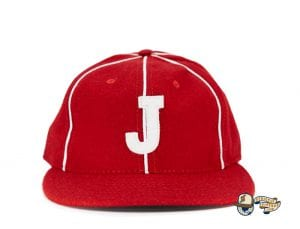 Indian Head Rockets 1952 Vintage Fitted Ballcap by Ebbets Front