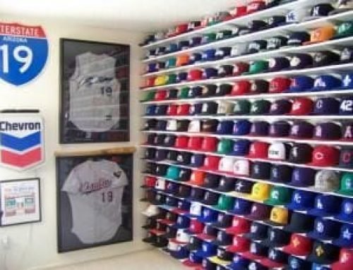 Cap Collector's Creed by John B