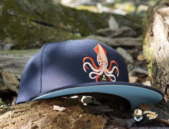 Kraken 59Fifty Fitted Cap by Team Collective x New Era
