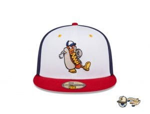 MiLB Theme Nights 59Fifty Fitted Cap Collection by MiLB x New Era Monsters