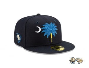 MiLB Theme Nights 59Fifty Fitted Cap Collection by MiLB x New Era Pelicans