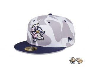MiLB Theme Nights 59Fifty Fitted Cap Collection by MiLB x New Era Rattlers