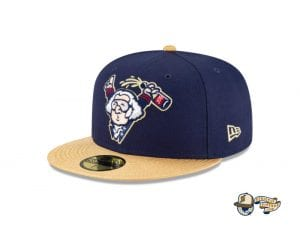 MiLB Theme Nights 59Fifty Fitted Cap Collection by MiLB x New Era Senators
