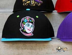 Minor League Monday August 10 59Fifty Fitted Hat Collection by MILB x New Era Madrid