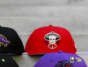 Minor League Monday August 10 59Fifty Fitted Hat Collection by MILB x New Era Mariachis