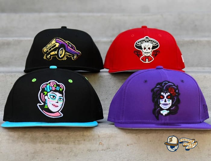 Minor League Monday August 10 59Fifty Fitted Hat Collection by MILB x New Era