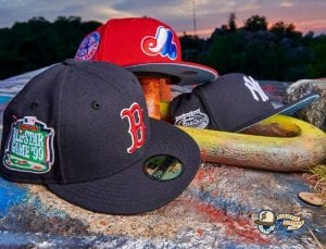 MLB All Star Game Patch 59Fifty Fitted Hat Collection by MLB x New Era Patches