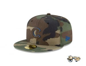 MLB Forest Pop 59Fifty Fitted Cap Collection by MLB x New Era Clubs