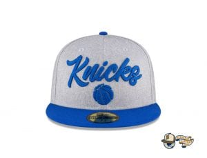 NBA Draft 2020 59Fifty Fitted Cap Collection by NBA x New Era Knicks