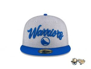 NBA Draft 2020 59Fifty Fitted Cap Collection by NBA x New Era Warriors