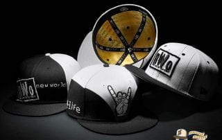 New World Order Hall of Fame 59Fifty Fitted Cap Collection by WWE x New Era