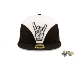 New World Order Hall of Fame 59Fifty Fitted Cap Collection by WWE x New Era Hand