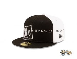 New World Order Hall of Fame 59Fifty Fitted Cap Collection by WWE x New Era Left