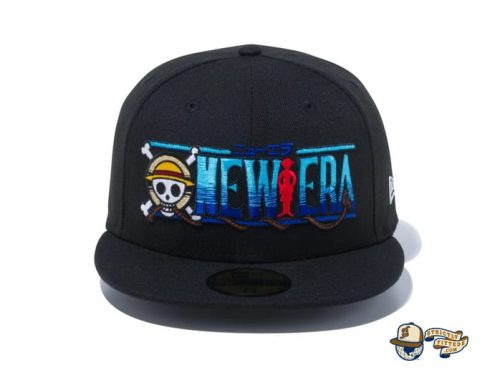 One Piece 59Fifty Fitted Cap Collection by One Piece x New Era