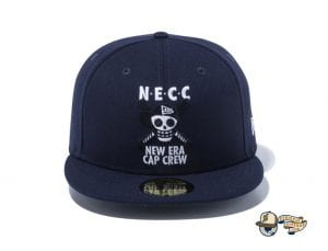 One Piece 59Fifty Fitted Cap Collection by One Piece x New Era Front