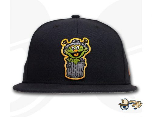 Orbit The Grouch 59Fifty Fitted Cap by Over Your Head x New Era