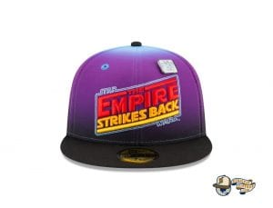 Star Wars The Empire Strikes Back 40th Anniversary 59Fifty Fitted Cap Collection by Star Wars x New Era Main