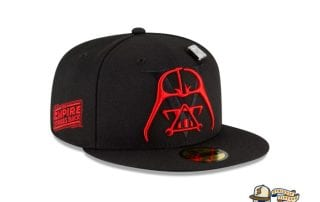Star Wars The Empire Strikes Back 40th Anniversary 59Fifty Fitted Cap Collection by Star Wars x New Era Front