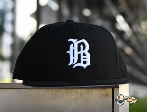 Throwback MiLB August 14 59Fifty Fitted Hat Collection by MiLB x New Era