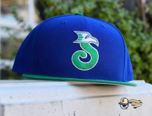 Throwback MiLB August 14 59Fifty Fitted Hat Collection by MiLB x New Era Spirits