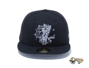 Walking Liberty Half Dollar 59Fifty Fitted Cap by New Era Front
