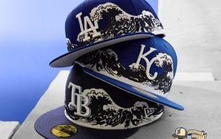 Wave 59Fifty Fitted Cap Collection by MLB x New Era