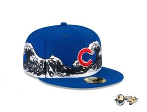 Wave 59Fifty Fitted Cap Collection by MLB x New Era Cubs