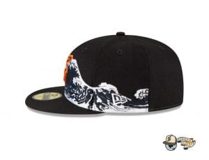 Wave 59Fifty Fitted Cap Collection by MLB x New Era Left