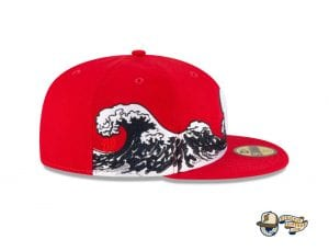 Wave 59Fifty Fitted Cap Collection by MLB x New Era Right