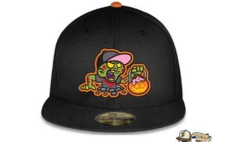 Zombie Boy 59Fifty Fitted Cap by The Capologists x New Era