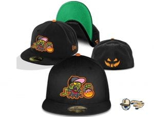 Zombie Boy 59Fifty Fitted Cap by The Capologists x New Era All