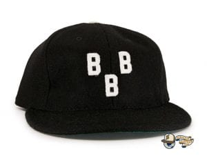 100th Anniversary Negro Leagues Vintage Boxset Series II Fitted Ballcap Collection by Ebbets Barons