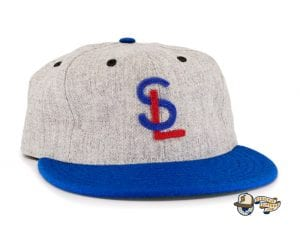 100th Anniversary Negro Leagues Vintage Boxset Series II Fitted Ballcap Collection by Ebbets Stars